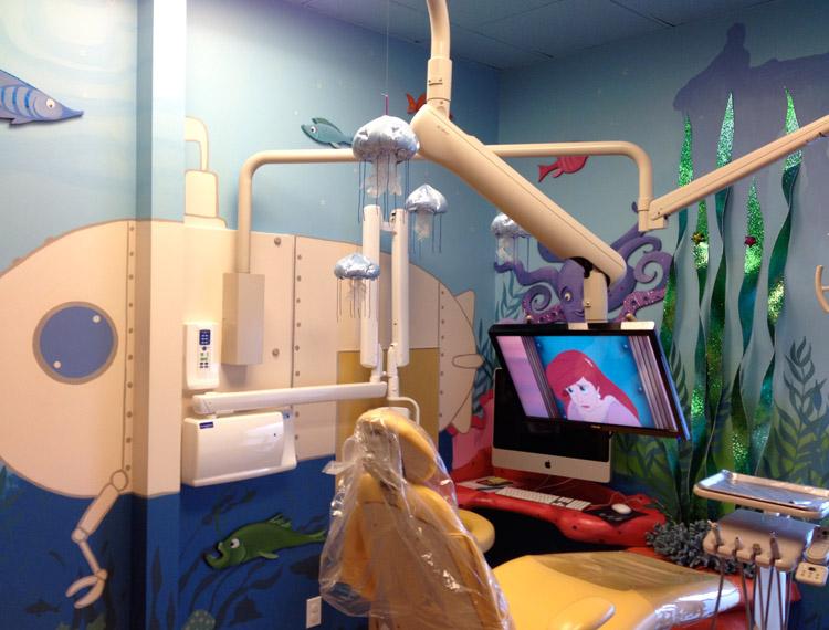 consultorio para crianças